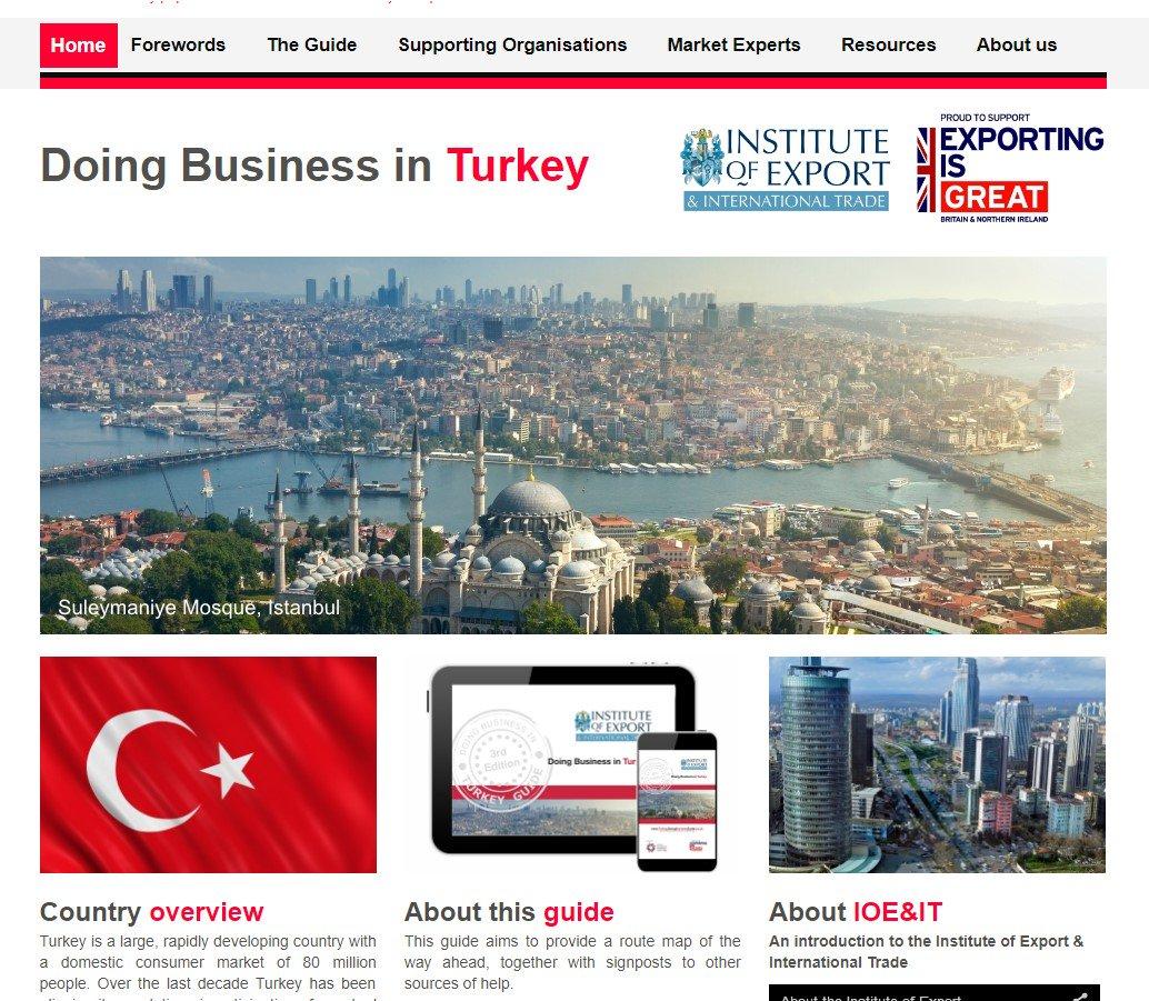 Genial Ae Trade Online Ideen Von @ukinturkey & The Uk Consulate General In