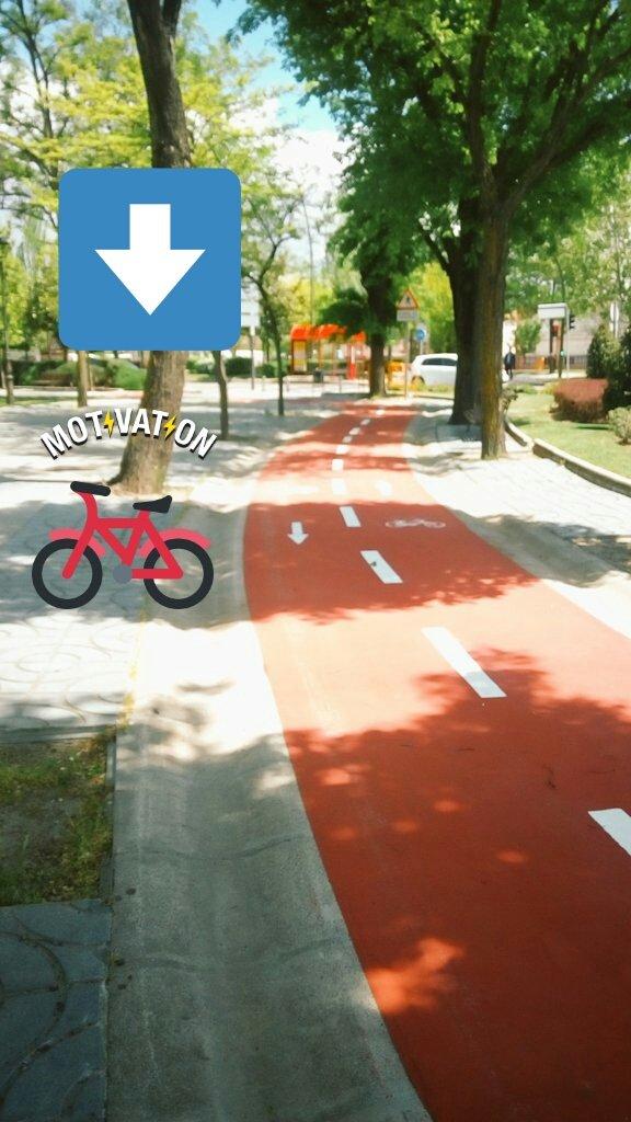 ¡Buenos días! Estrenamos semana... ¿Y por qué no estrenar también el renovado carril bici de Móstoles, con una de nuestras bicicletas #SMAIVER? Pregunta en recepción todos los detalles y empieza el lunes a tope 😋  #FelizLunes #ibisbudget #móstoles https://t.co/Yfp6FupFV9