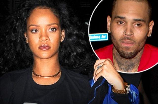 Chris Brown Upset That Rihanna Didn t Wish Him Happy Birthday