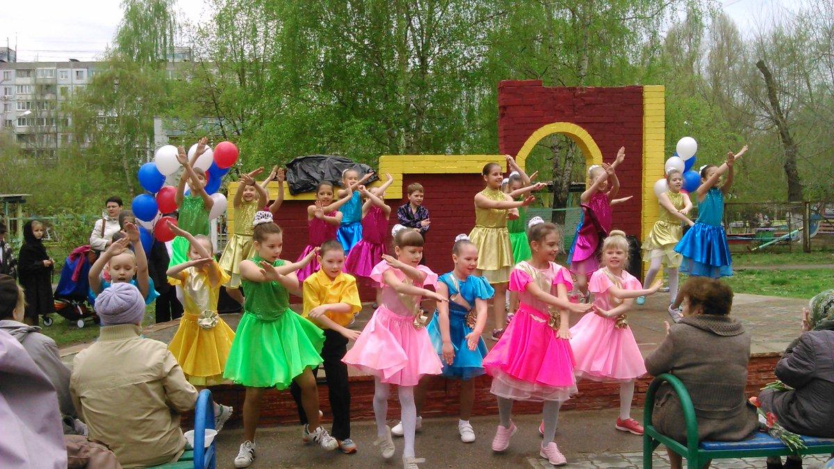 Детские спортивно-бальные танцы