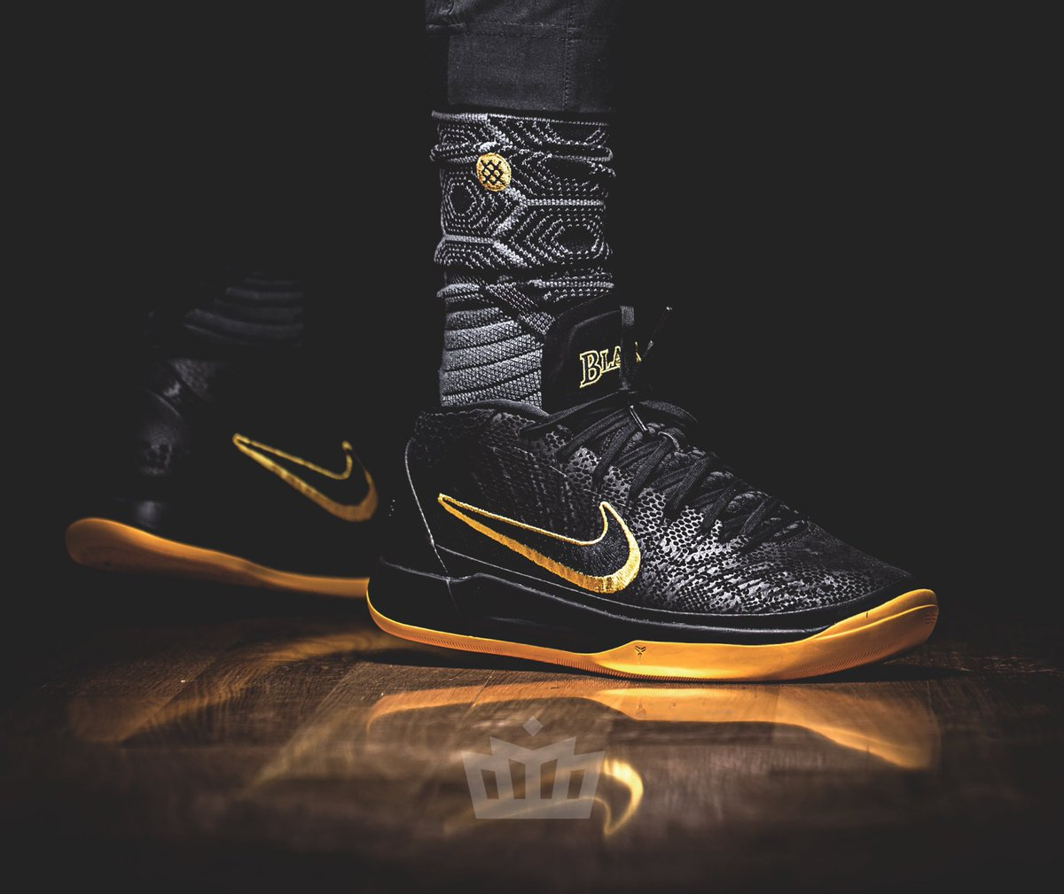 Nike Kobe A.D. Black Mamba