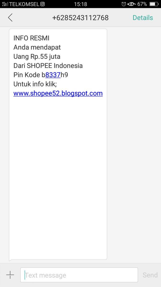 Shopee Indonesia On Twitter Bantuan Akun Keamanan Lainnya