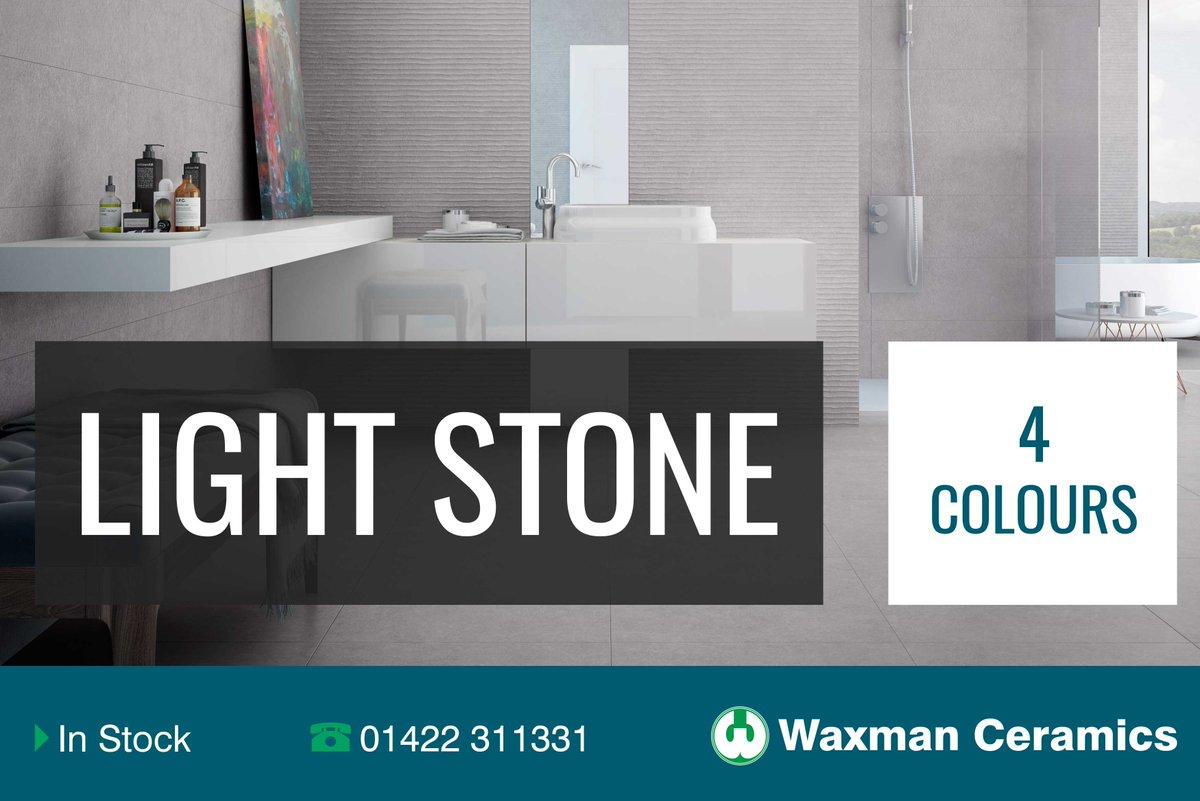 Waxman Ceramics Hq On Twitter Discover Our Light Stone Range