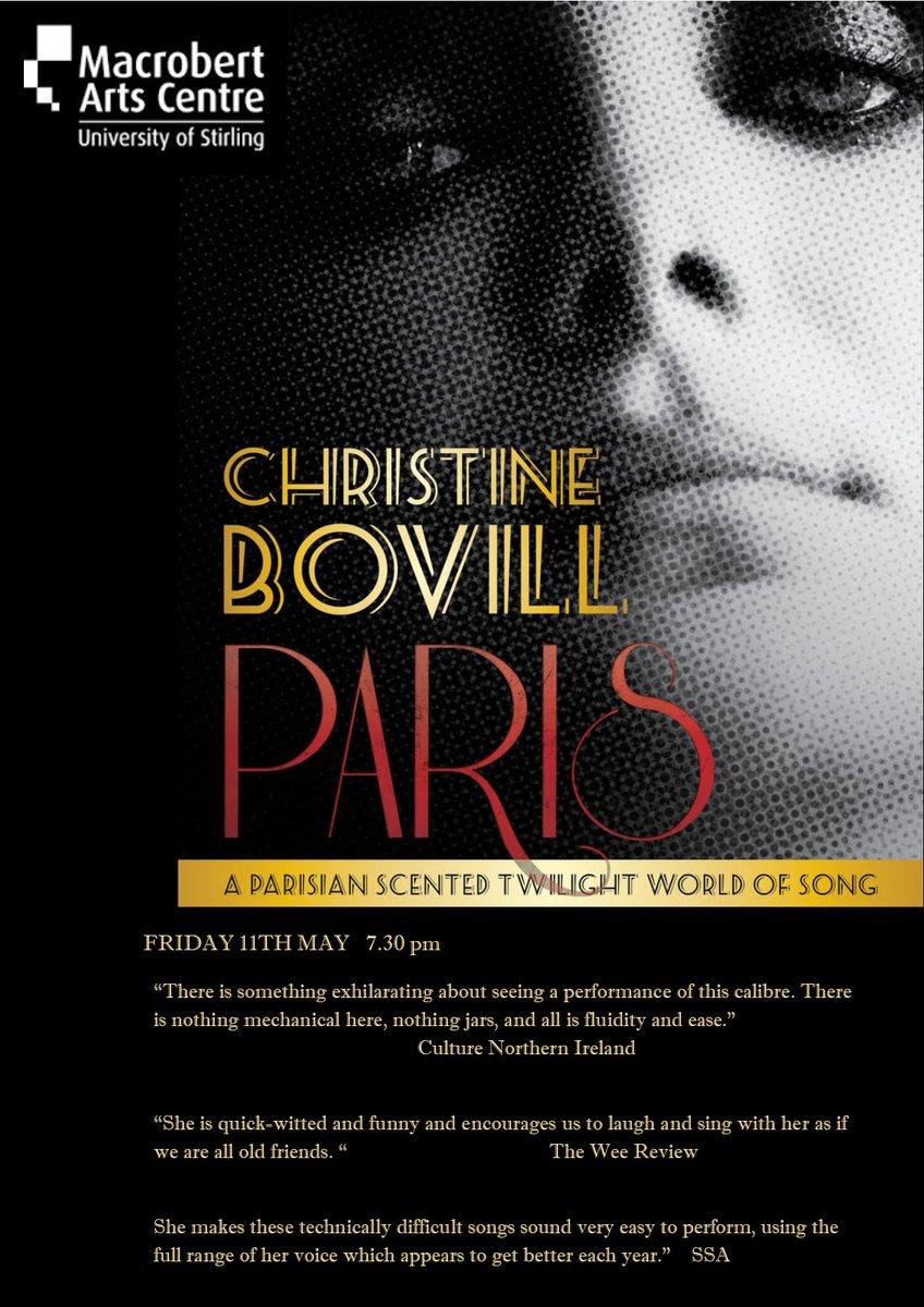 Christine Bovill on Twitter: