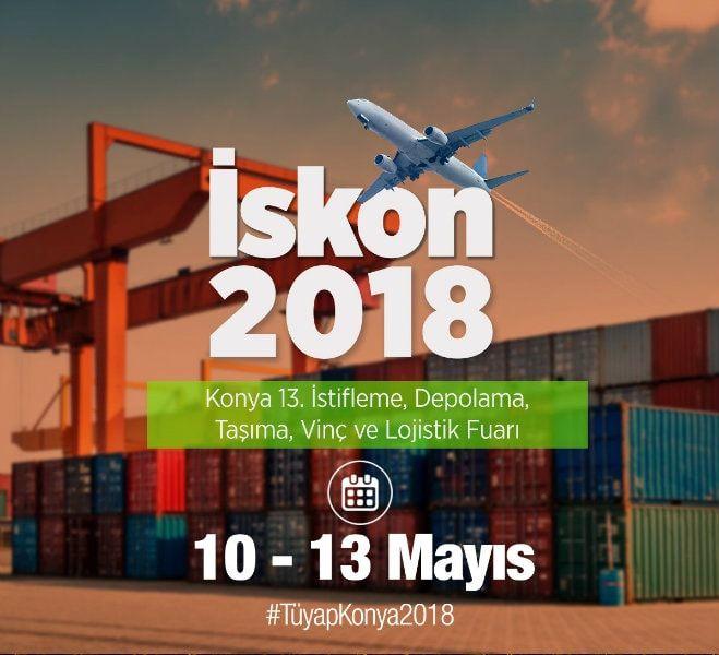 d6059e51abcb  TurkeyBiz  Международная выставка транспорта и логистики, автоматизации  склада ISKON 2018 в Конье, Турция.  ISCON  ISCON2018  https   buff.ly 2HUuMsO ...