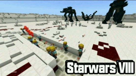 star wars maps for minecraft pe