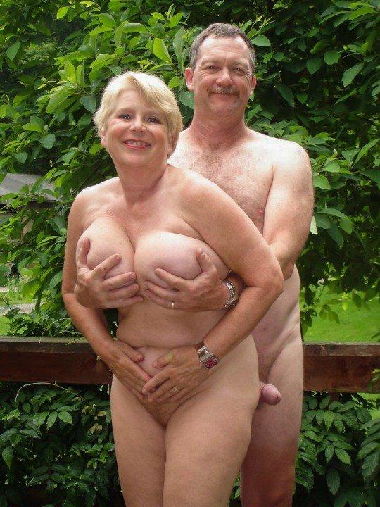 нас каждый голые пожилые жена муж тоже