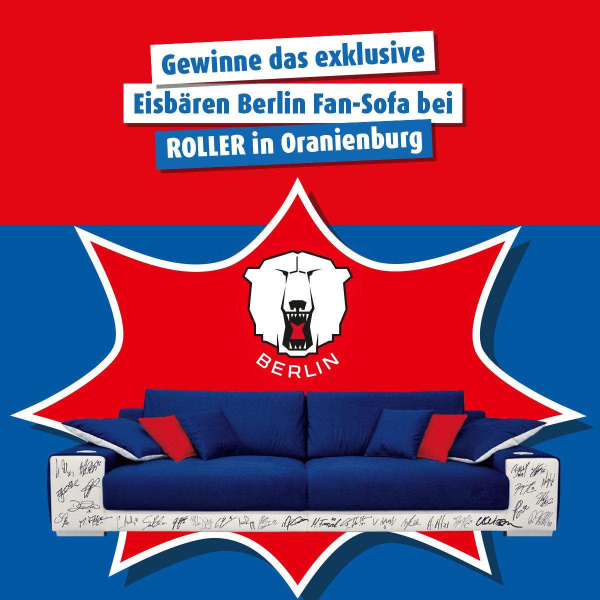 Eisbären Berlin On Twitter Eisbären Fans Aufgepasst Roller Möbel