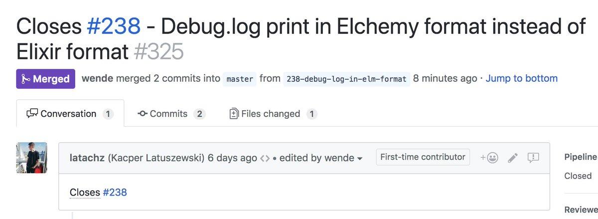 elchemy hashtag on Twitter