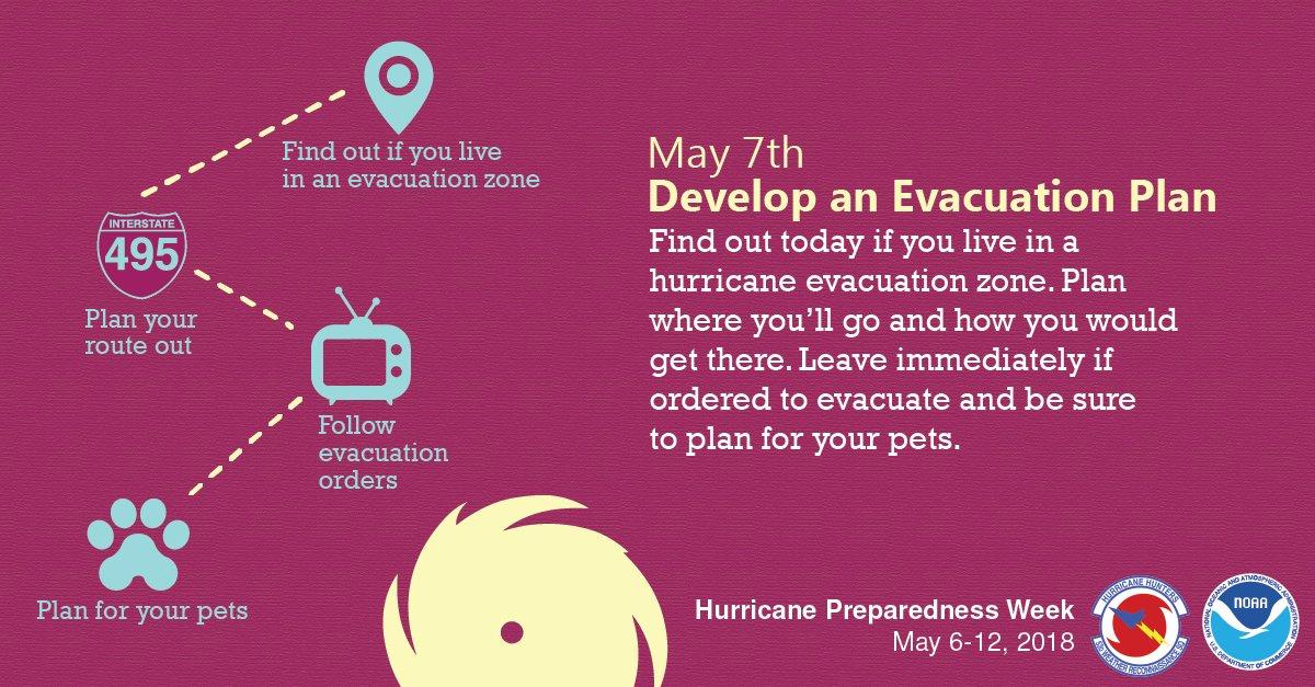 National Hurricane Center On Twitter Today S Hurricane