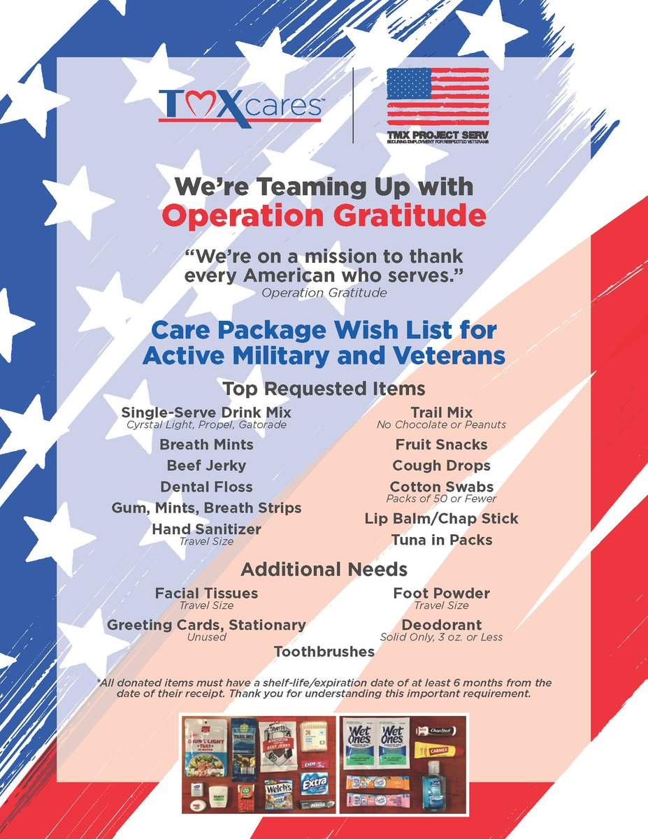 Mighty max on twitter during the month of may were teaming up donations from across the country will go to us troops and veterans check out the wish list and donate to your local titlemax today m4hsunfo