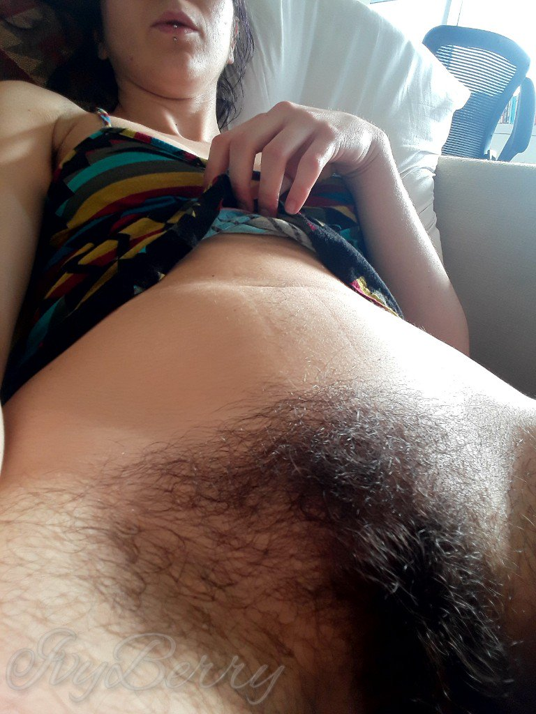 very hair pussy