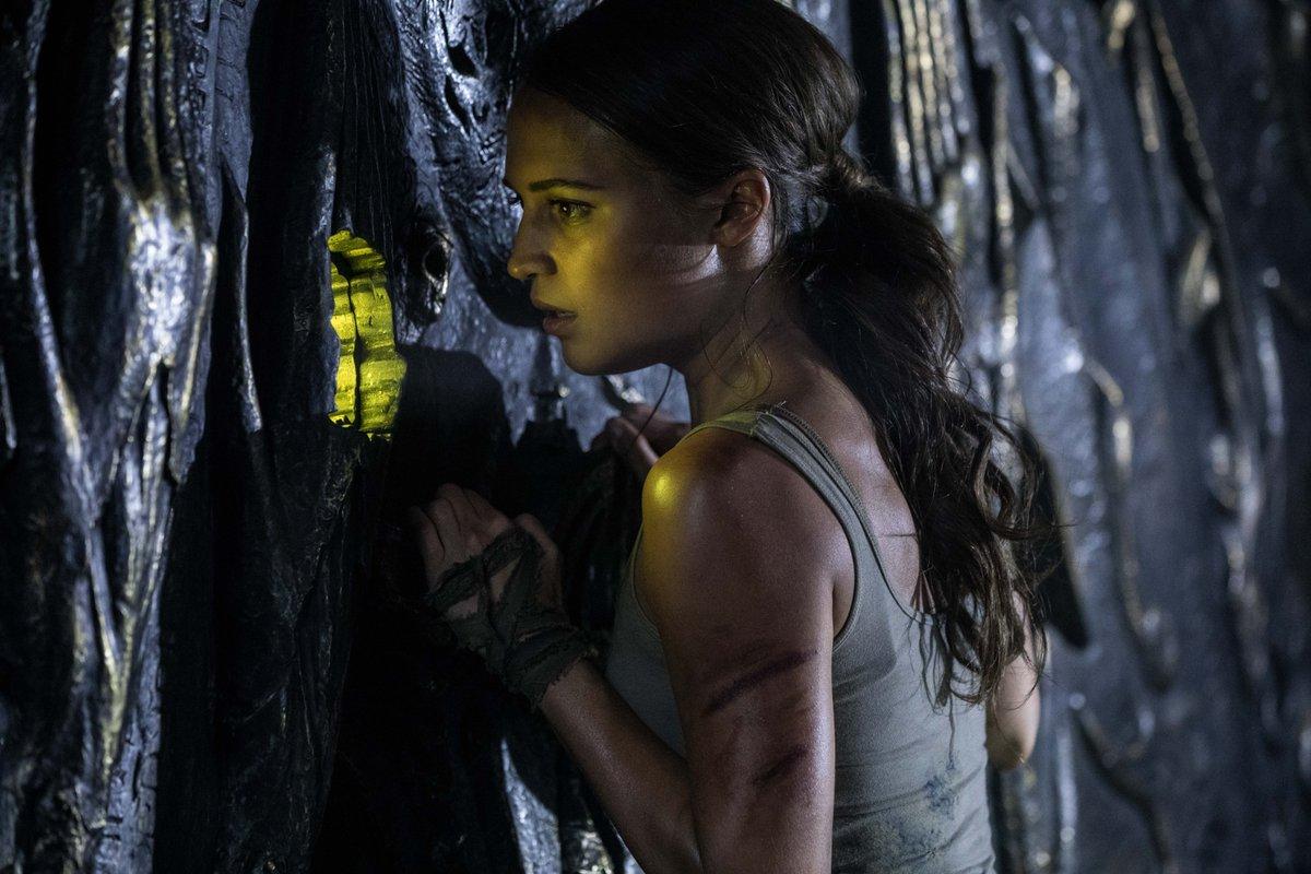 Tomb Raider 4k Ultra Hd Blu Ray Digital Hd Details Revealed