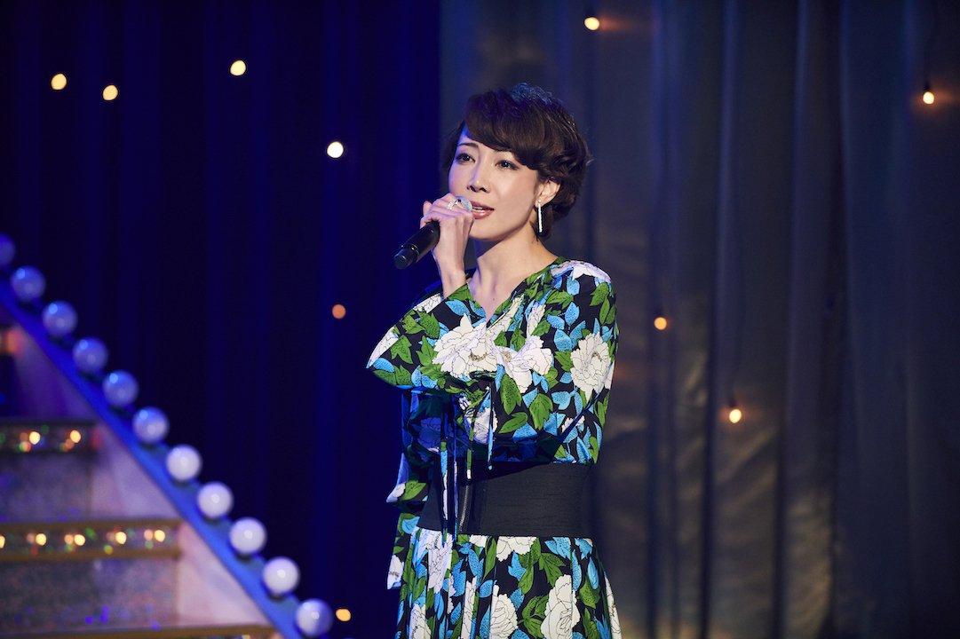 第13話歌コーナー、 柚希礼音 さんと 加藤和樹 さんのアルマン&ラドゥー2役の 『マタ・ハリ』 グ