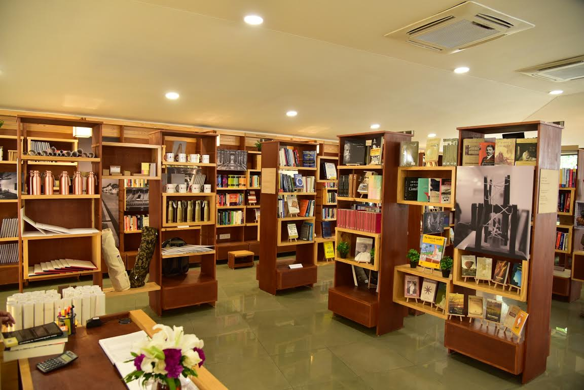 A one-of-a-kind Bookstore now open at Ahmedabad University