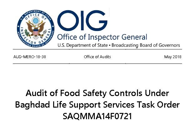 State OIG on Twitter: