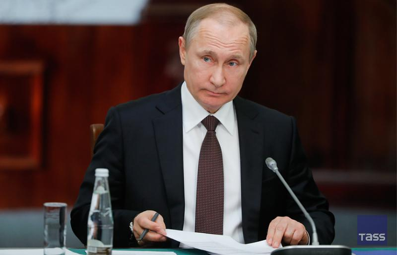 #URGENT Putin signs new 'May Decree' spelling out Russia's development goals to 2024 https://t.co/V0E9naVnV2