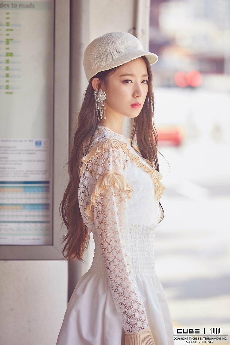 Image result for shuhua g idle site:twitter.com