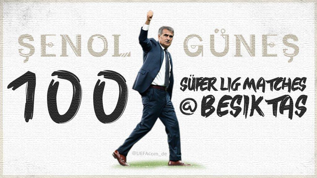 ????#Beşiktaş ???? #Kayserispor: ???? - Respect, Şenol #Güneş! ????????