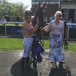 Great win by Nature Boy @Beverley_Races for Melinda Hancock! #welldone