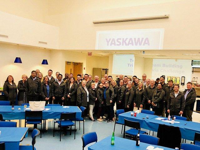 Working At Yaskawa America - Zippia