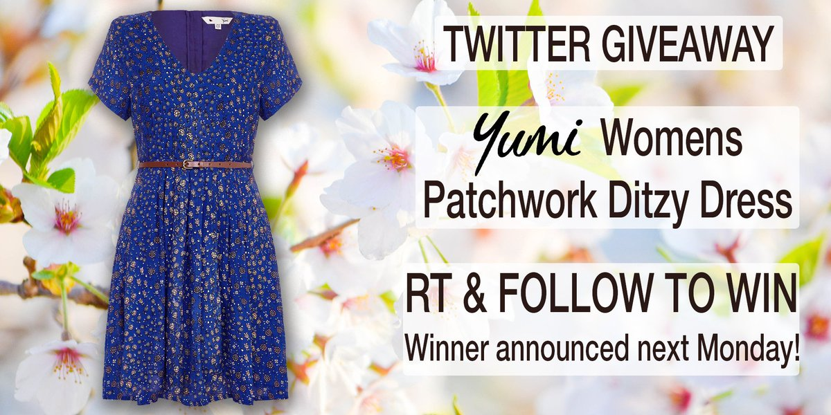 ff9d2cdb71df0 RT @unitextiles: #Yumi Womens #Summer Dress #Giveaway! #Follow & RT to  #win! Ends 14/05 #competition #prize #compers #contest #prizes #comping  #prizedraw ...