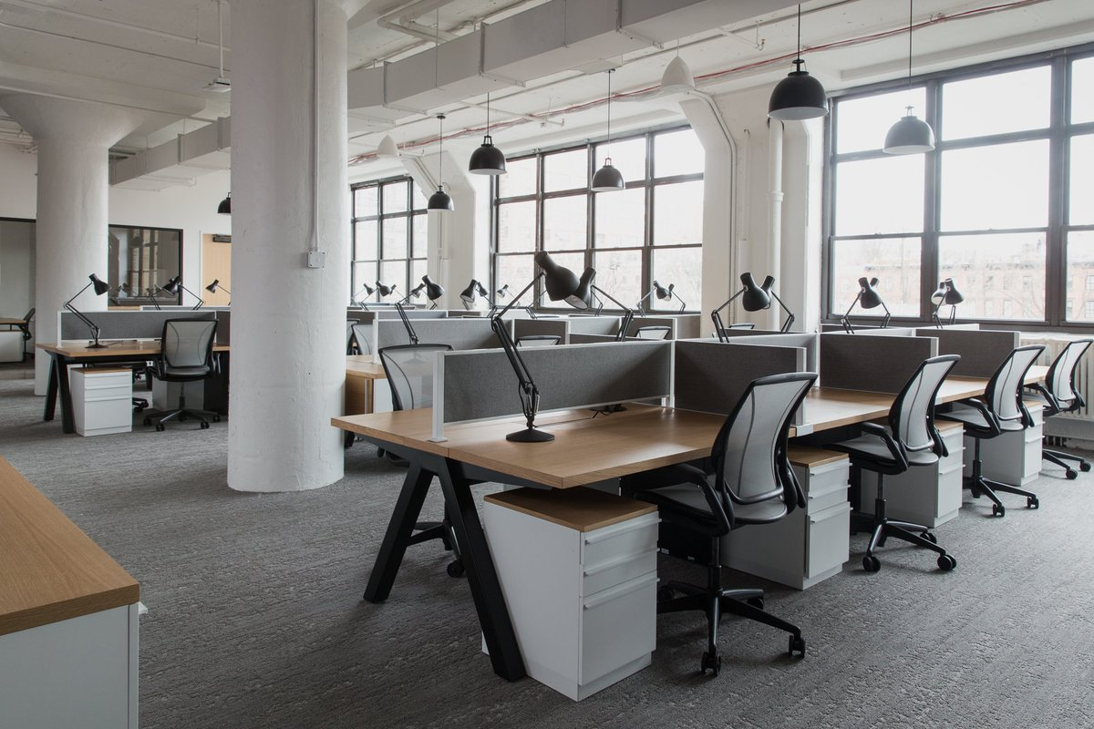 New Office Alert!!! We worked with @MichaelHsuOfficeofArchitecture to outfit @shakeshack\u0027s HQ here in New York. It\u0027s always a pleasure working with them ... & Uhuru Design on Twitter: \