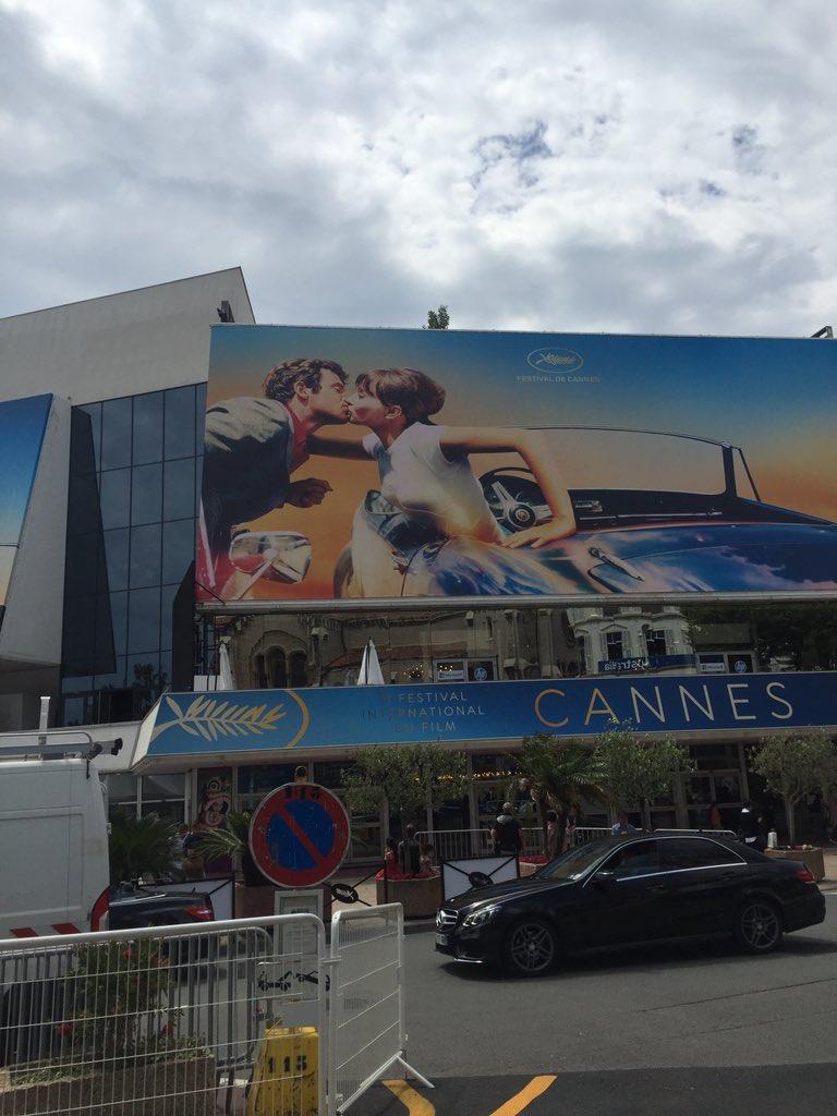Laurent Delmas On Twitter Cannes J 1 Début Dun Feuilleton En