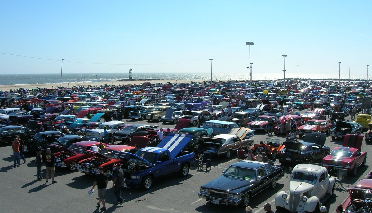 Monroe Shocks On Twitter The Shockmobile Is Days Away From The - Ocean city car show 2018