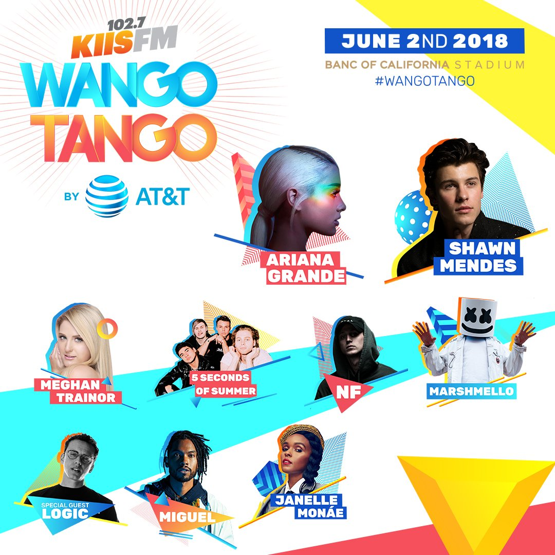 Enter For Your Chance To Win The Ultimate Wango Tango Vip Experience