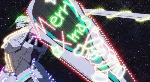 第6話 吸収産&酒呑童子産高画質追加「NIGHT SCRAMBLE/DIM MEMORY」