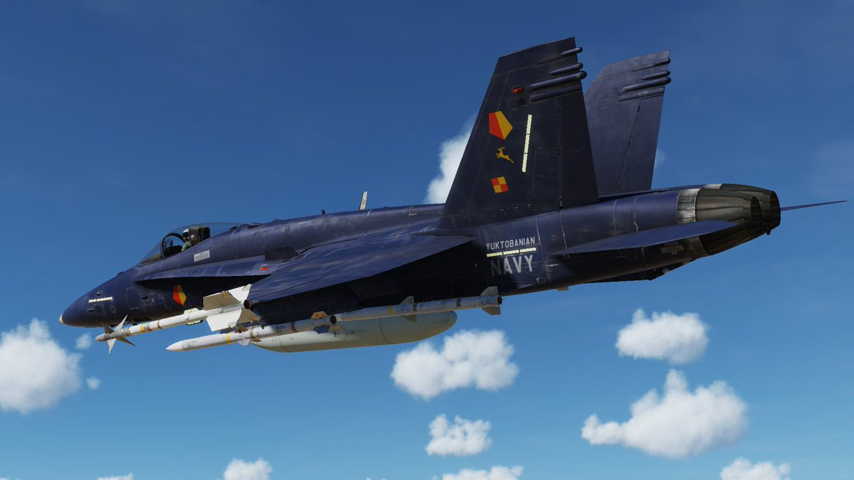 On A Similar Livery Used By The 4 Skyhawks In FAA 1982 Falklands Malvinas Conflict DCS AceCombat Falklandspictwitter HGKoFfmzPj