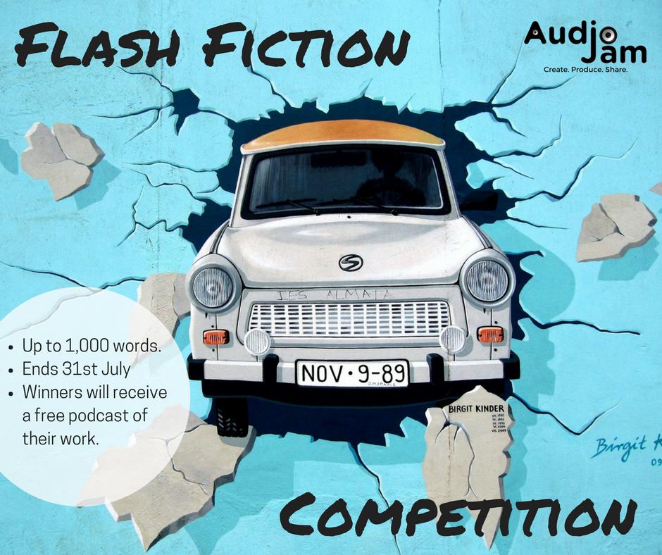 Seán Ó Carolan Over One Thousand Writing Competitions: Audio Jam