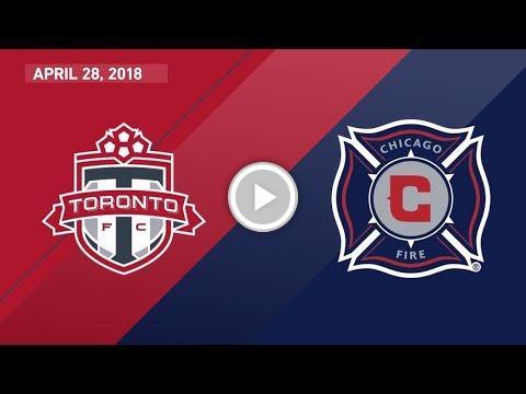 RT @ViralVids4u: HIGHLIGHTS: Toronto FC vs. Chicago Fire | April 28, 2018 https://t.co/rsoEfBb6jb #fistpump https://t.co/IMHH1uewHz