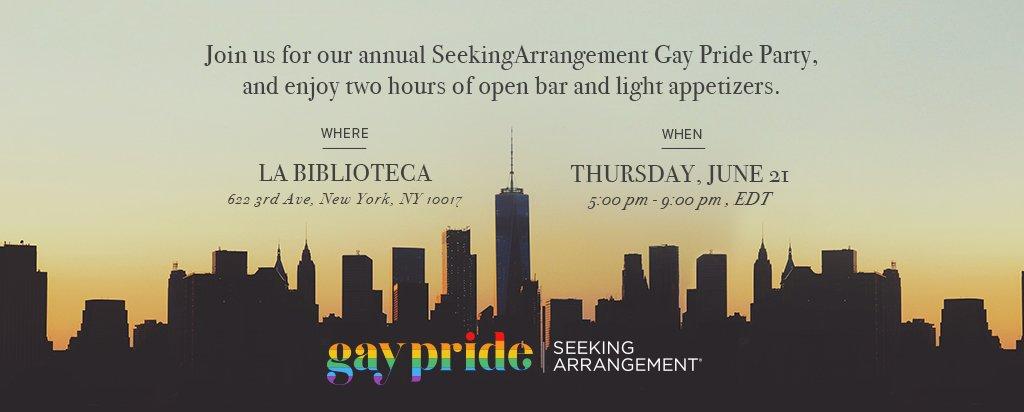 Seeking arrangement gay