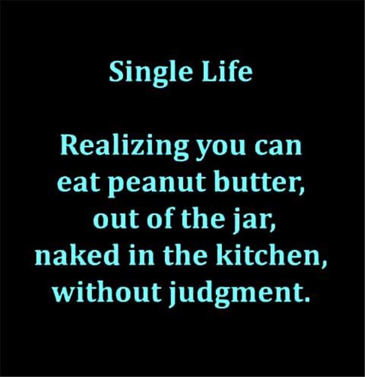 Single life meme