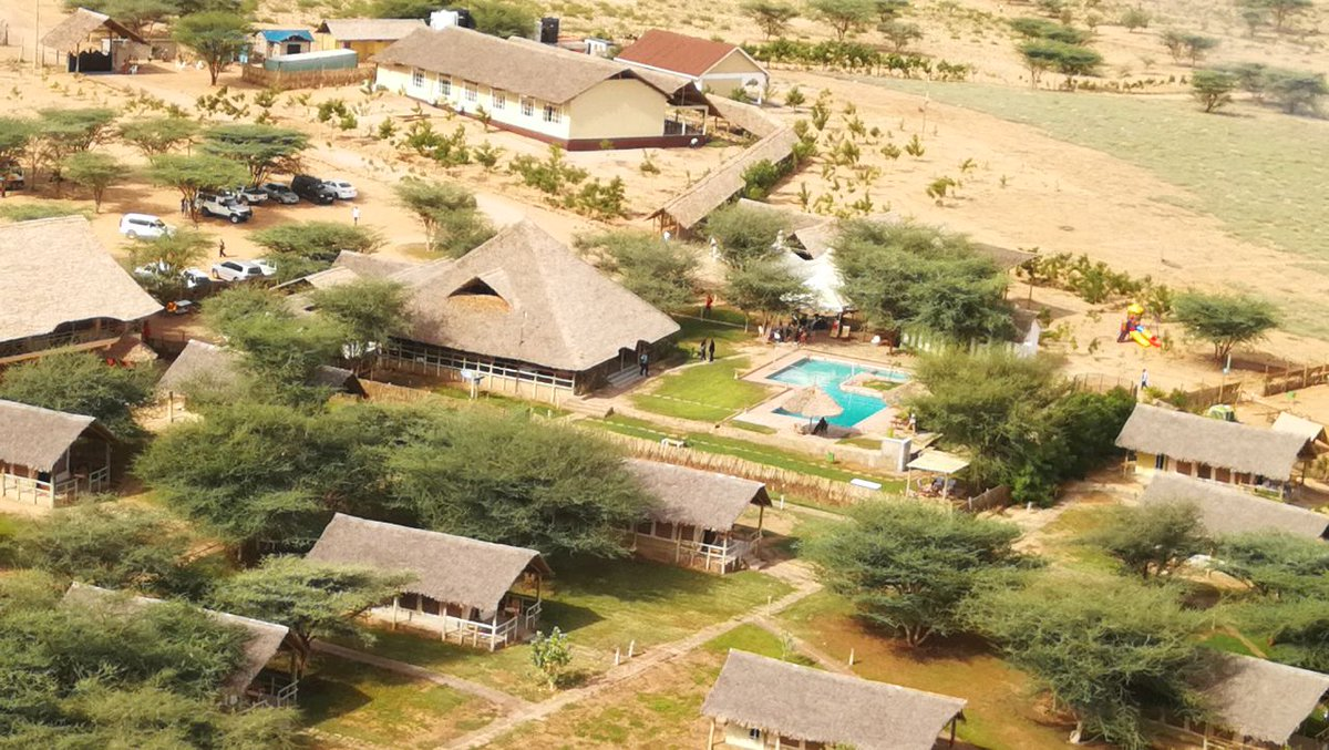 The Cradle Tented Camp & Lodge
