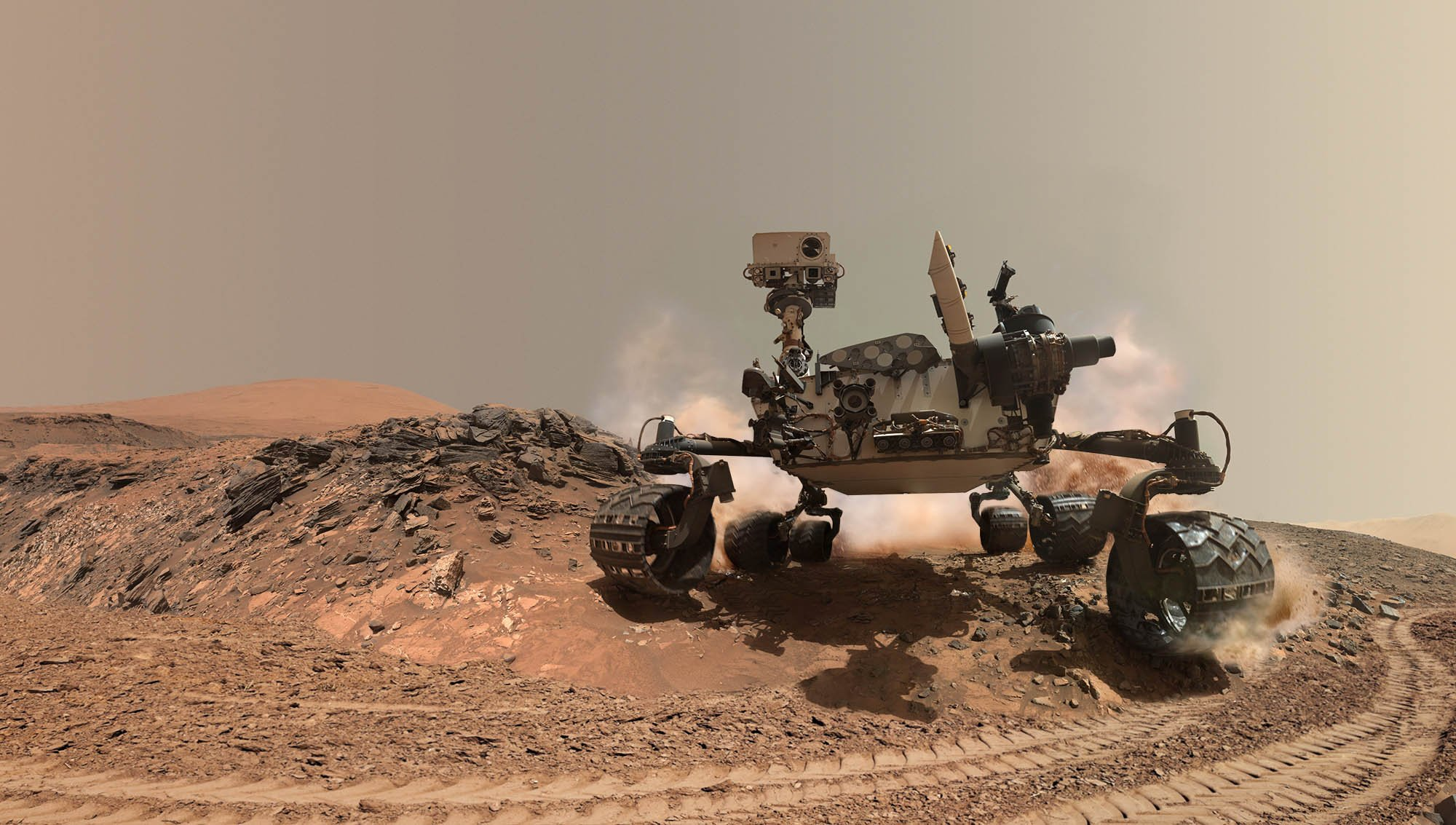 curiosity rover wiki - HD2000×1133