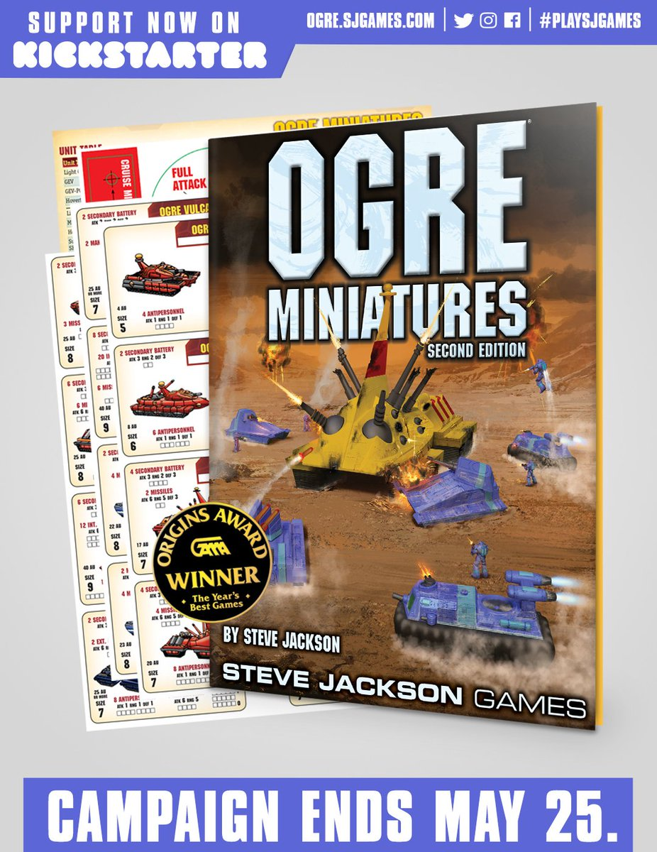 Ogre kickstarter edition games