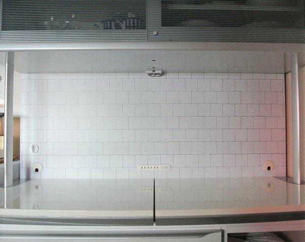 test ツイッターメディア - #セリア の ホワイトレンガ柄 #リメイクシート !  10年愛用した食器棚がいい感じにイメチェン完了 https://t.co/RP4sl5ejOh https://t.co/htuOPfaBvI