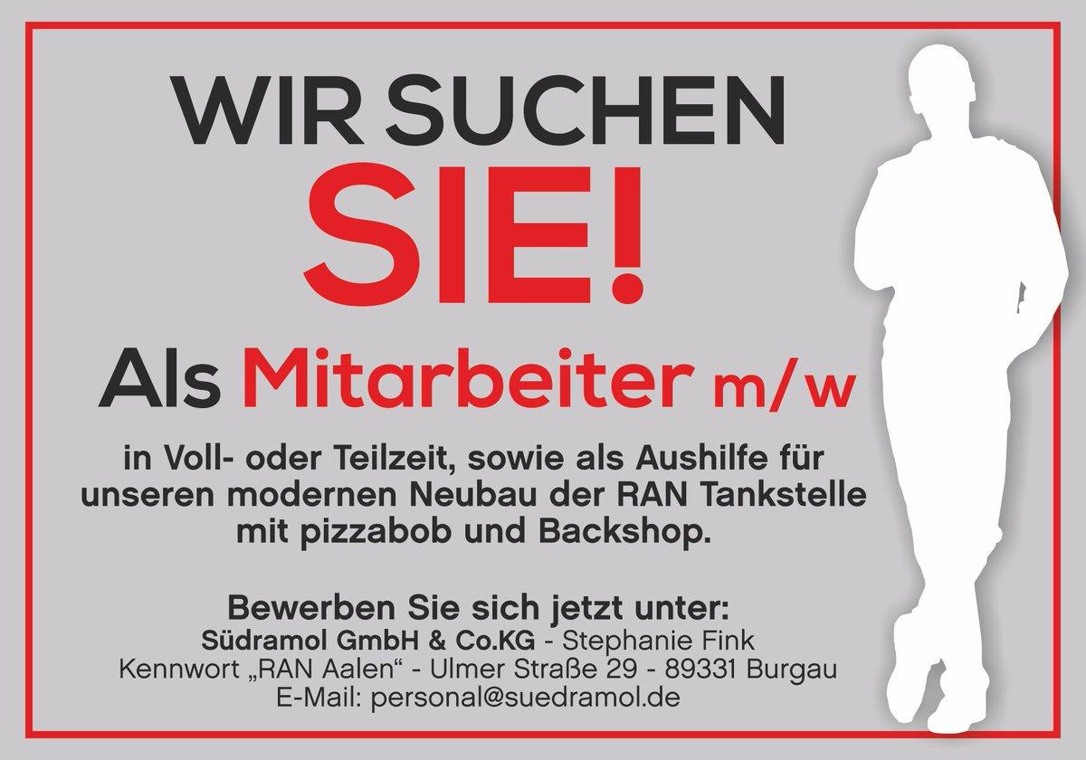 #Bewerbung #Neubau #RAN #Tankstelle #Aalen #2018pic.twitter.com/JDWjrBSCGK