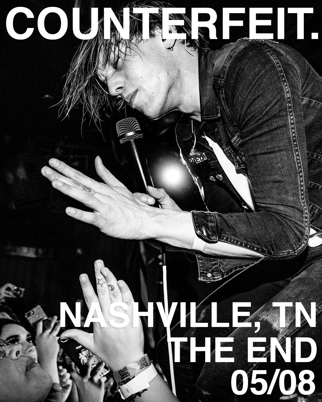 En route to Nashville for tomorrow nights show. https://t.co/e0hl3zOFHo @counterfeitrock https://t.co/UfrYw9CtO1