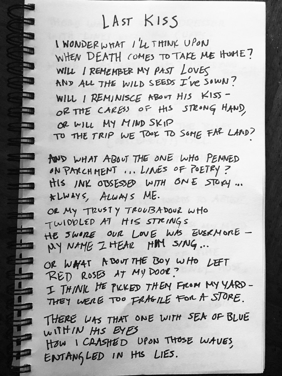 Poems About Love And Death 7