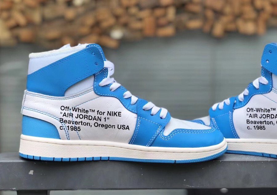 air jordan 1 off white unc  UNC Recruits on Twitter: