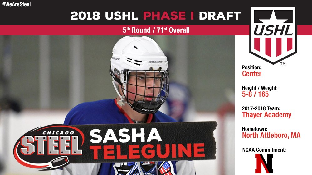 Chicago Steel On Twitter Wearesteel Selection Ushldraft Phase
