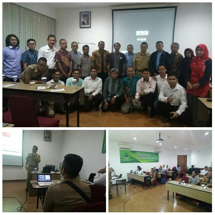 Bimtek Laporan Keuangan Koperasi Skala Besar Jawa Barat