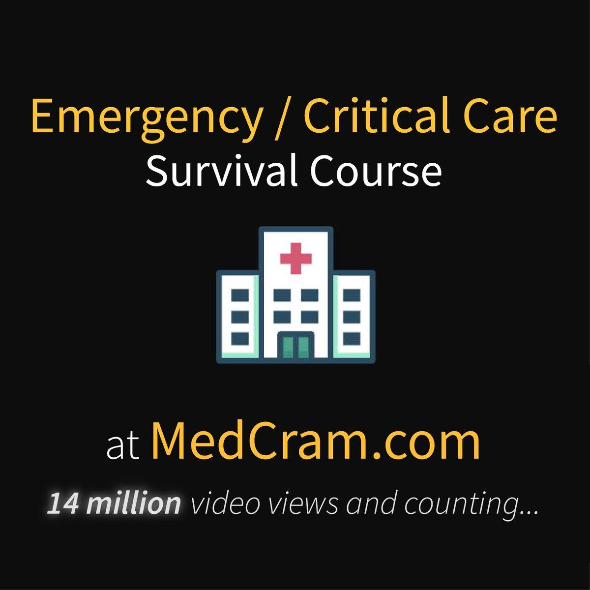 MedCram on Twitter: