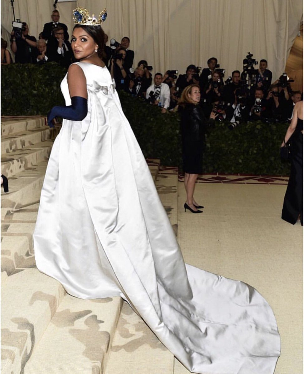 Mindy Kaling On Twitter Metgala