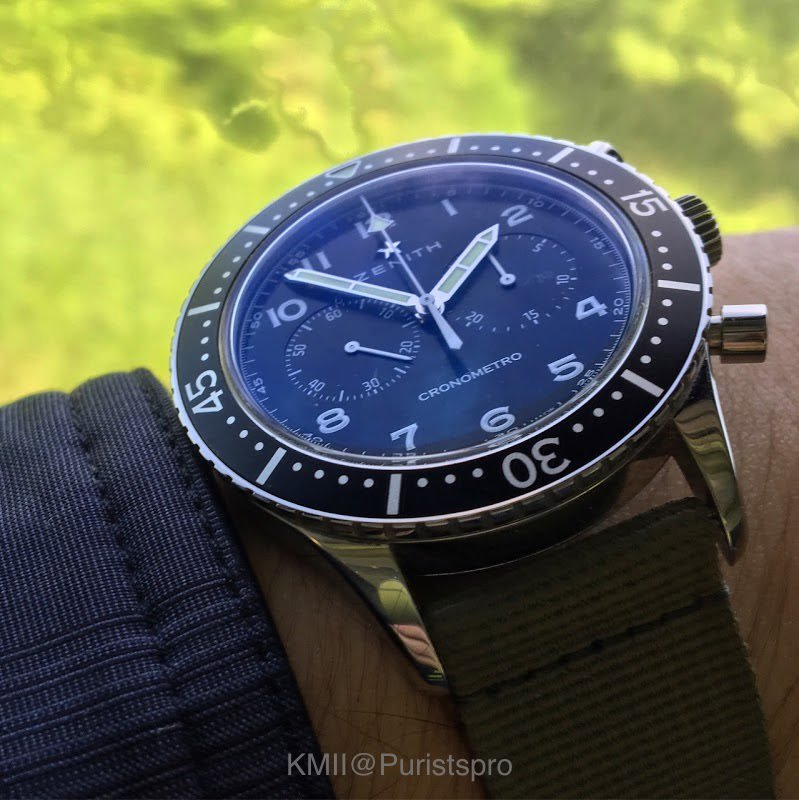 If it's good enough for a Lookheed F-104 Starfighter... https://goo.gl/76GRaR #Zenith