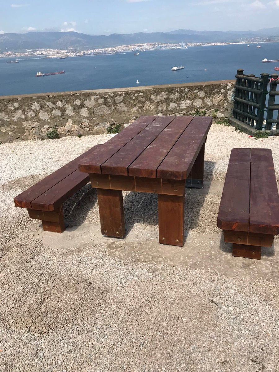 Awesome Gib Nature Reserve On Twitter New Picnic Tables And Spiritservingveterans Wood Chair Design Ideas Spiritservingveteransorg